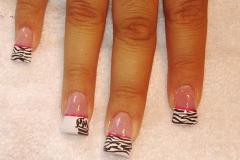 uñas decoradas animales 2