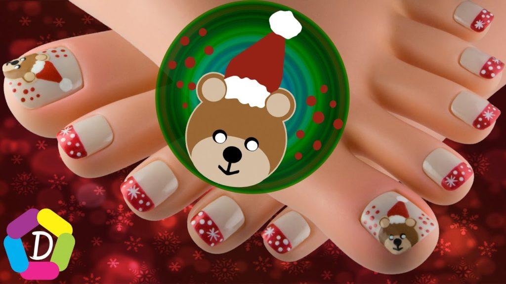 Decoracion Uas Navidad