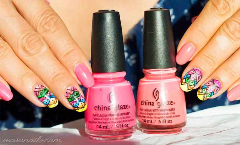 6b75d3b9b uñas decoradas con mandalas 20 diseños que deber hacerte hoy mismo