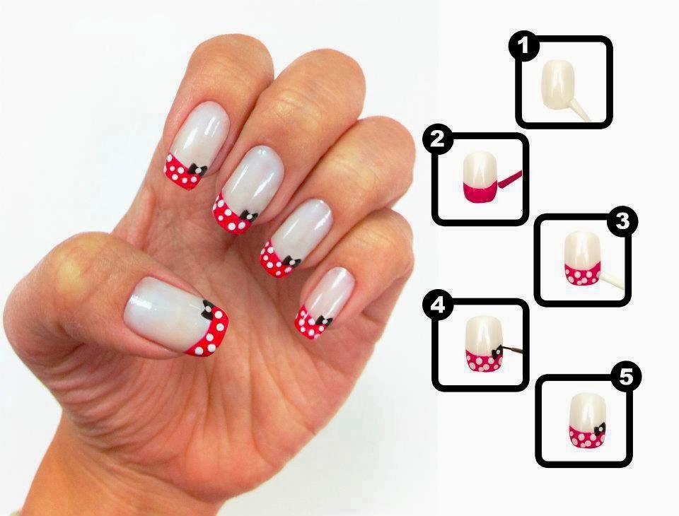 tips para uñas , pinceles , esmaltes y muchos mas trucos faciles